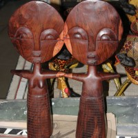 Makonde Couple