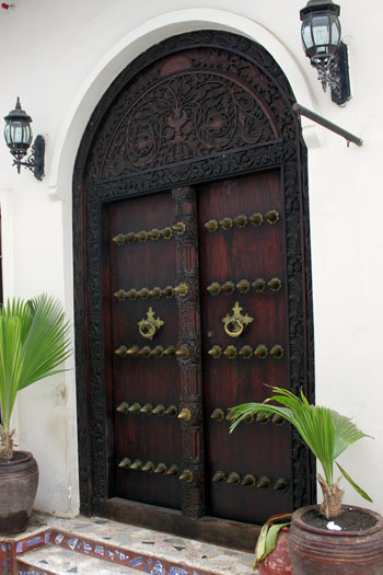 Zanzibar Doors for sale