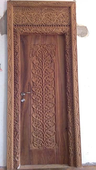 Zanzibar door for sale
